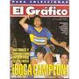 El Gráfico 3820 B- Boca Campeon Roberto Cabañas / San Pablo