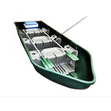 Barco Pescador Camping 2 Remos 3 Lugares