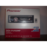 Reproductor Pioneer Deh-p4950mp