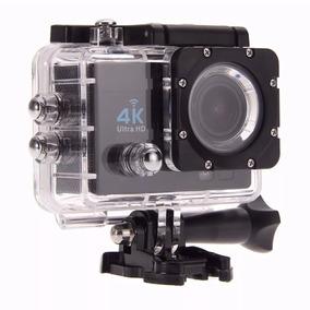 Camera 4k Action Cam Go Sports Pro Full Hd 1080p Wi-fi /j