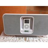 Ipod 20gb + Sistema Sonido Con Fm