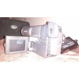 Video Camara Samsung Hi 8 Como Nueva.
