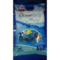 Sal Marinho Ocean Tech 6,7kg Faz 190 Litros Acompanha Sachê