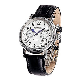 Reloj Hombres Ingersoll Display In1828wh Butterfield Analóg