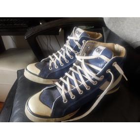 Zapatillas Pony Azul Talle 40