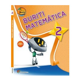 Livro Matemática 2 Projeto Buriti