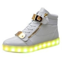 Tenis Led 2017 Shoes Luminosos 12msi Envio Gratis