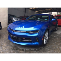 Chevrolet Camaro Rs 2017, Nuevo Sin Rodar, 6 Cil Automático