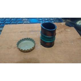 Miniatura Tambor De Óleo 200 Litros Envelhecido Escala 1/24