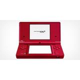 Nintendo Ds, Color Rojo. Para Refacciones.