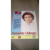 Fernando Ubiergo Antiguo Especial De Revista Vea 1985