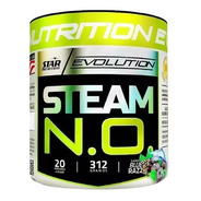 Steam N.o. X 312 Grs - Star Nutrition - Oxido Nitrico