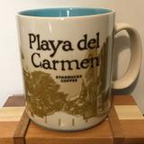 Taza Starbucks Playa Del Carmen - Mug / Cup