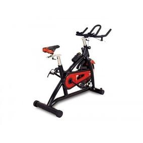 Bicicleta Para Spinning, Rueda De 18 Kg, Sistema De Cadena