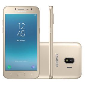Celular Samsung Galaxy J2 Pro J250 Dourado - 4g, Dual Chip,