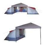 Carpa Camping Impermeable Para 4 Personas
