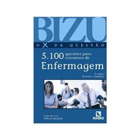 Bizu De Enfermagem - O X Da Questao - 5.100 Questoes Para Co