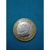 Moneda De Hidalgo De 20 Nuevos Pesos
