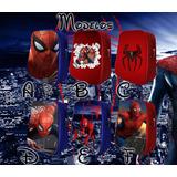 Mochilas Dulceros Super Heroes Hombre Araña Recuerdos