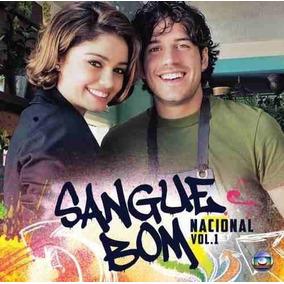 Cd Novela Sangue Bom Nacional Vol.1(2013)*novo/lacrado/raro*