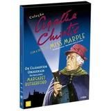 Box Dvd Coleção Agatha Christie Miss Marple 4 Dvds - Lacrado