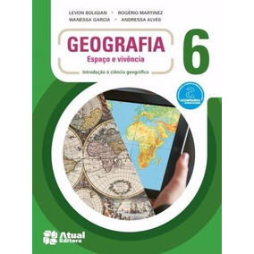 Livro Geografia - Espaço E Vivência 6º Ano - 5ª Edição-2013