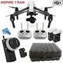 Dron Dji Inspire 1 Raw Bundle Con Zenmuse X5r W14