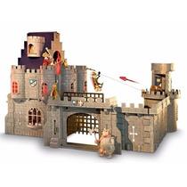 Disney Heroes - Castillo Robin Hood (mercado Pago Y Oxxo)