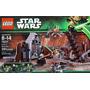 Oferta Lego Starwars 75017 Yoda Vs Dooku Duelo Geonosis 391