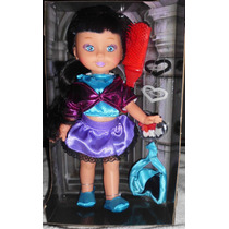 Muñeca Teen Trendyz Azul A La Moda Niña Regalo Monster High