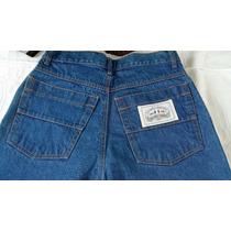 Linda Bermuda Jeans Pierre Cardin,excelente Preço!!