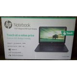 Lap Top Marca Hp Touch