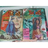 Combo Tomo Fantomas + Dos Comicsextras Son 7 Comics En Total