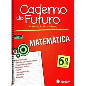 Caderno Do Futuro 6º Ano Matemática - Do Professor