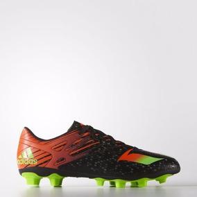 e9b30a778e ... Chuteira Campo adidas Messi 15.4 Fxg Original + Nf skate shoes 7c718  753da ...