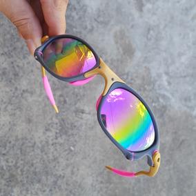 Juliet Romeu 2 Arco Iris Oculos Sol - Óculos De Sol Oakley no ... 93f54fe262