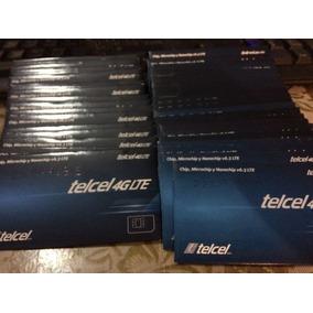 Chips Telcel Lineas Virtuales Para Portabilidad