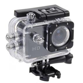 Câmera Sport Filmadora 1080p Hd Youtube Prova Dagua Mini Dv