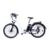 Bicicleta Eléctrica City-go Rodado 27,5 Excelente Calidad