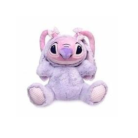 Peluche Disney Angel Vestida De Conejo *30 Cm* Novia Stitch