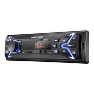 Rádio Automotivo 4x25w Com Entradas Usb/fm/aux/m-sd
