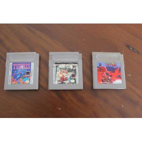 3 Jogos Originais Gameboy Classico