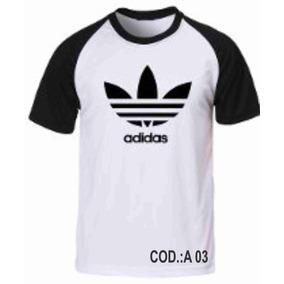 Conjunto Adidas Juvenil Camisetas Manga Curta - Camisetas Manga ... 757c6d3bcbf