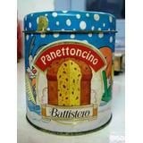 Lata Pan Dulce Panettoncino Battistero Dibujos Tiny Toon