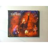 Cd Compact Disc Reggae Los Cafres Luna Park En Vivo La Plata