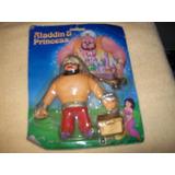 Muñeco Genio De Aladine & Princess.