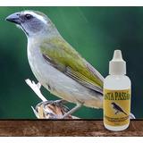 Hormônio Feromônio Indutor Canto Para Pássaro Trinca-ferro