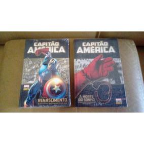 Capitão América - Renascimento + Morte De Um Sonho-panini