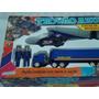 Trovão Azul Glasslite Raro Set Completo