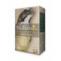 Ração Nutrópica Para Trinca-ferro Natural 300g - Premium